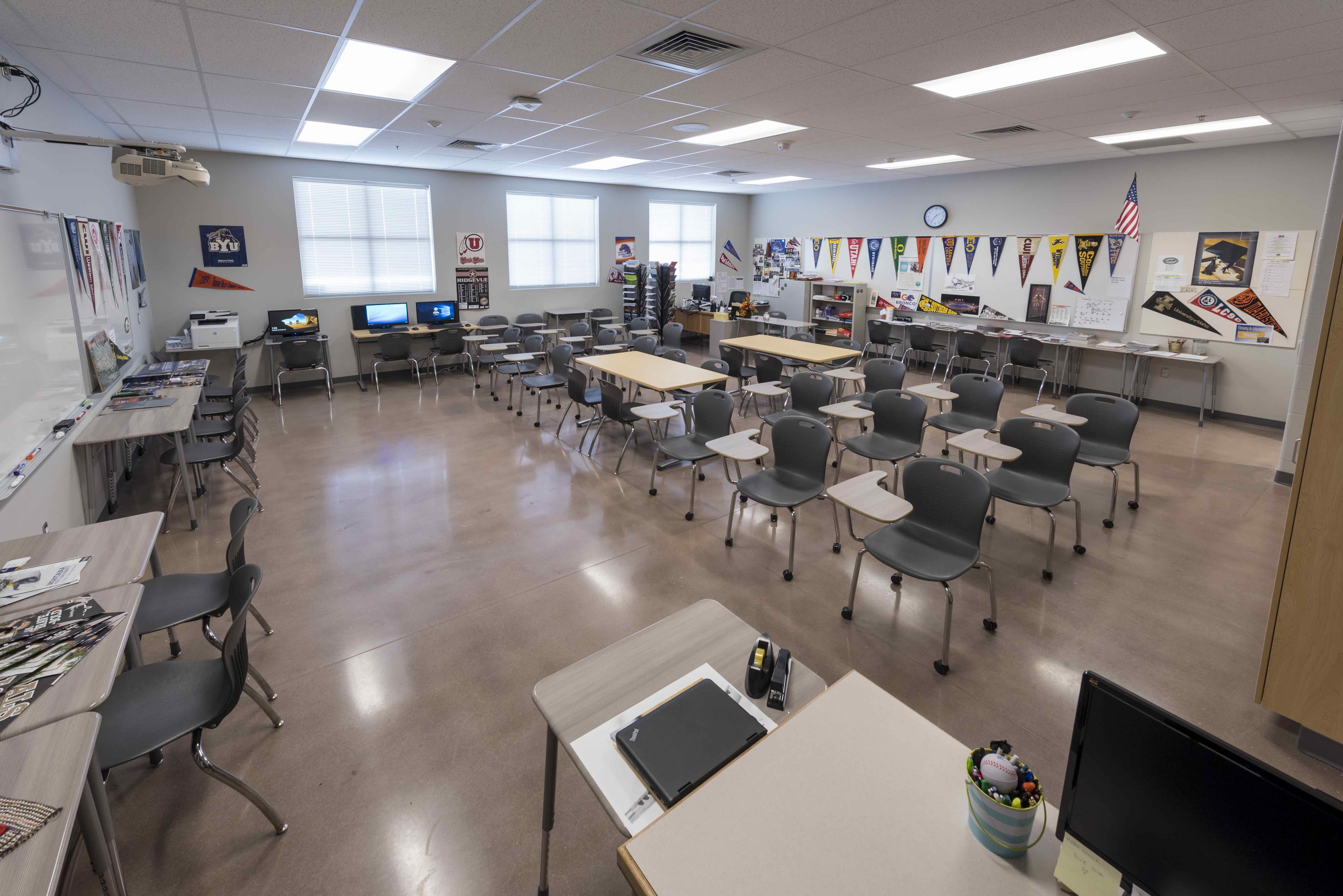Classroom Decor Companies ~ Virco school furniture classroom chairs student desks