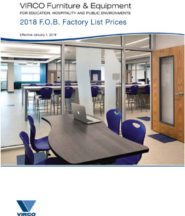 2018 Virco Factory Prices