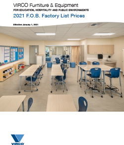 2020 Virco Factory Prices