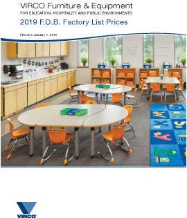 2019 Virco Factory Prices