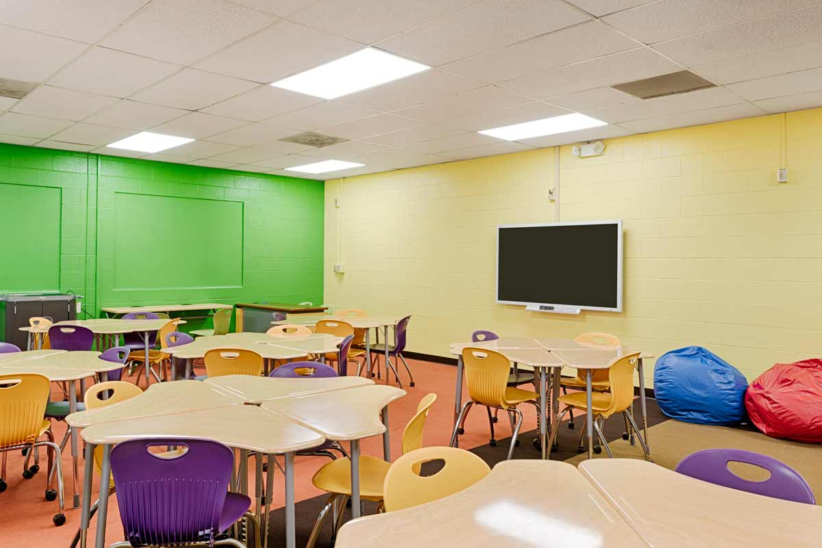 Collaborative Learning Classroom Furniture ~ Virco school furniture classroom chairs student desks