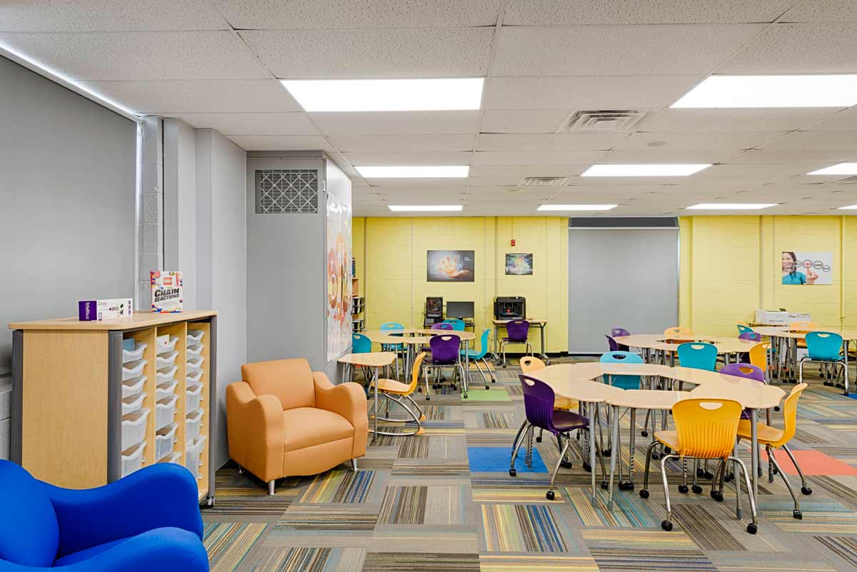 Elementary Classroom Layout ~ Virco school furniture classroom chairs student desks