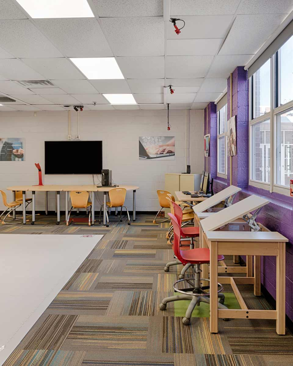What Is Stem At High School: Virco School Furniture, Classroom Chairs, Student Desks