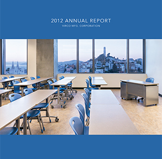 Virco Annual Report