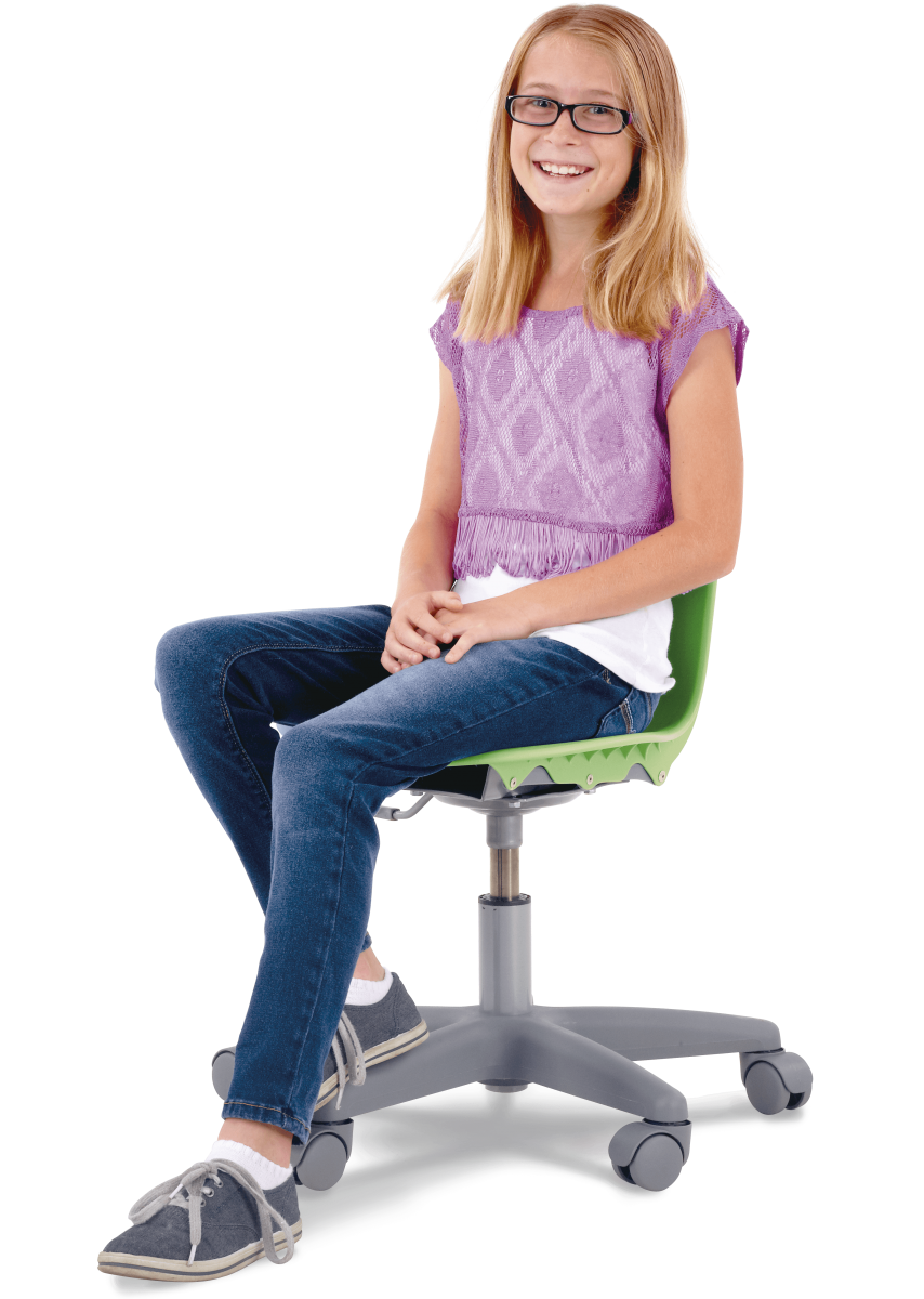Rocking Chairs and Mobile Furniture for Healthy Movement, Sensory ... for Student Sitting Png  29jwn