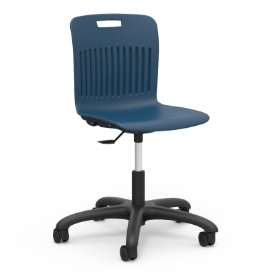 Analogy Series Mobile Task Chair Competence And Value Discover It ...