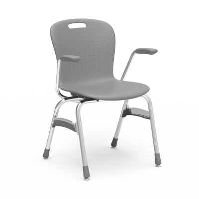 CHAIR-SG418A-GRY41-CHRM