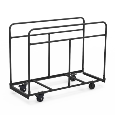 Table Truck / Storage Cart for Round Folding Tables