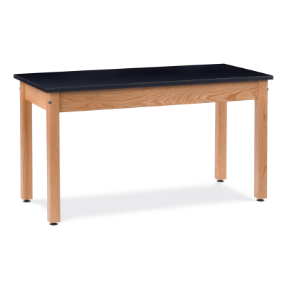 Science Table Epoxy Resin Top