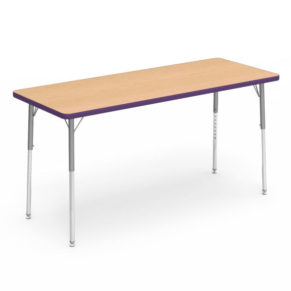 school rectangle table. Zoom In School Rectangle Table I