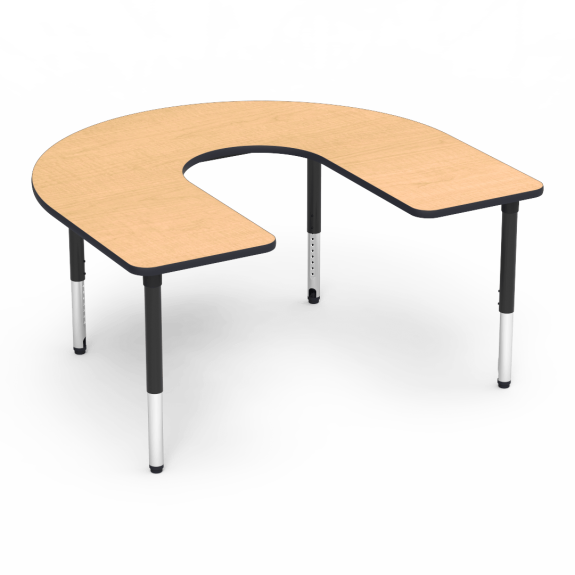 5000 Table Horseshoe Deep Center 5000 SERIES Tables Are At Home In...  Discover It