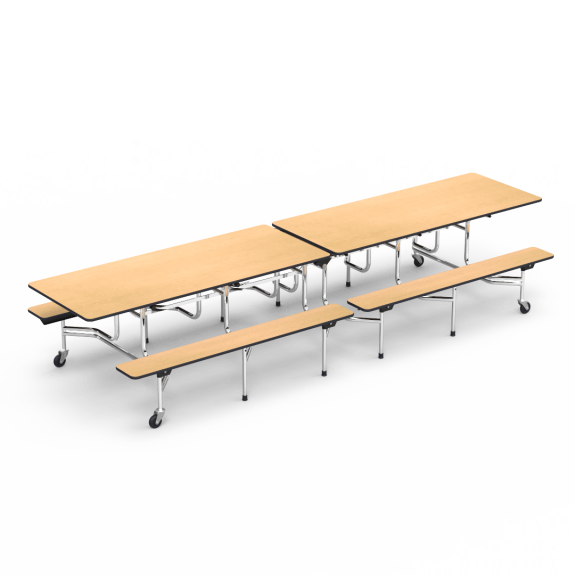 Virco School Furniture Classroom Chairs Student Desks - Picnic table seats 12